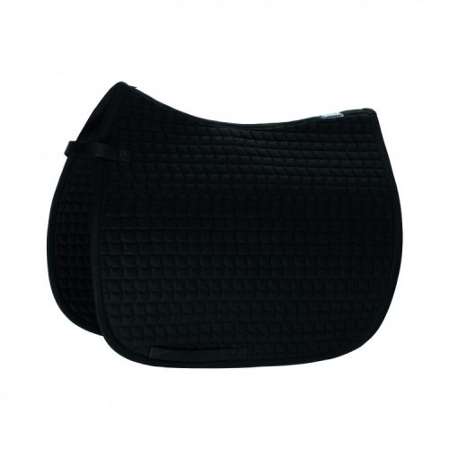 eskadron-cotton-saddle-pad-black