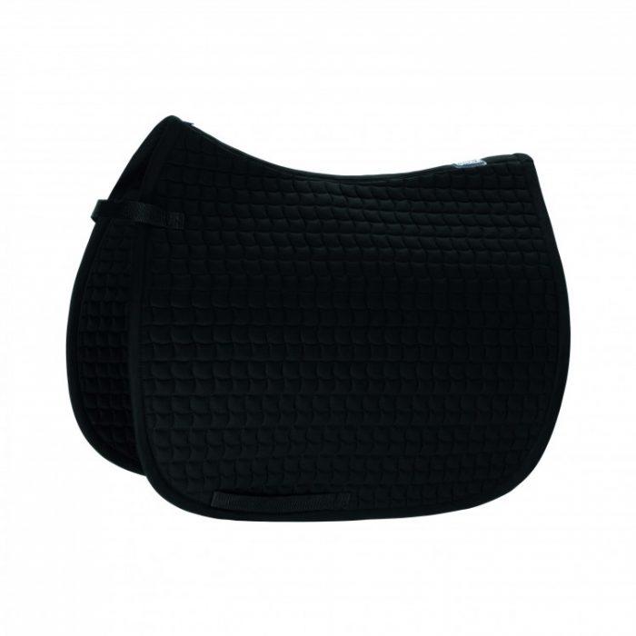 eskadron-cotton-saddle-pad-black