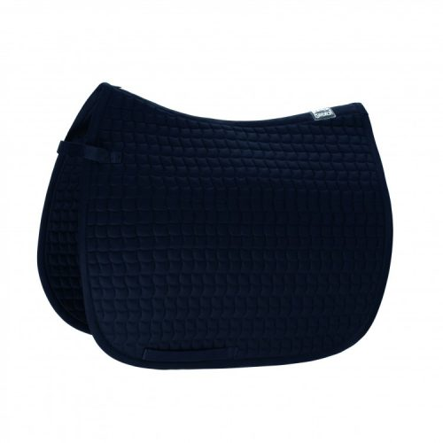 eskadron-cotton-saddle-pad-navy