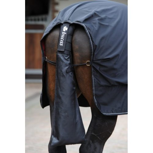 Bucas Tail Protector Bag Black