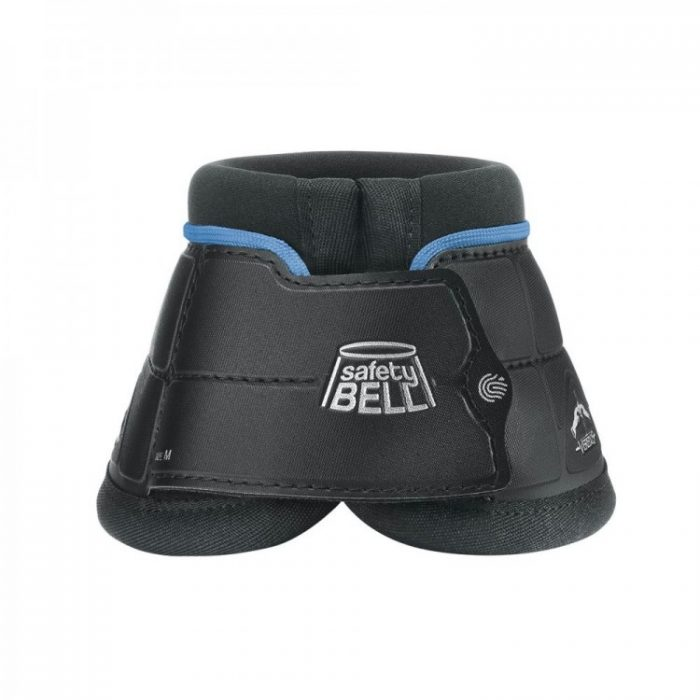 Veredus Safety Bell Boot Colour Edition Black/Blue
