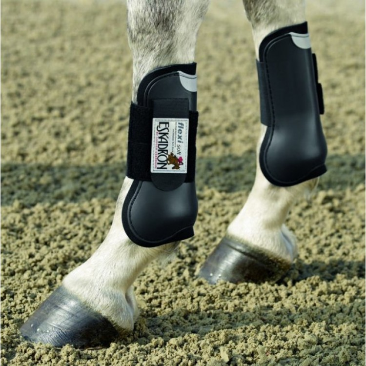 Eskadron FlexiSoft Tendon Boot Navy