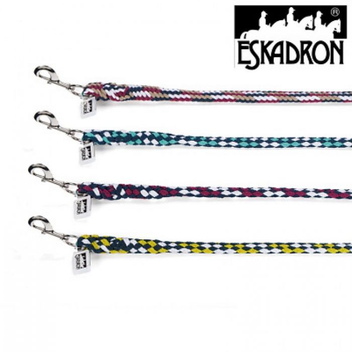 Eskadron Leadrope Green/Blue/White