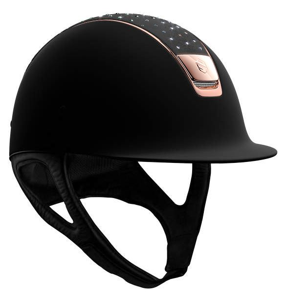 https://www.westleighssaddlery.co.uk/product/shadowmatt-rose-chrome-trim-blazon-with-fancy-swarovski-top/