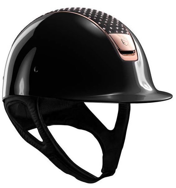 https://www.westleighssaddlery.co.uk/product/shadow-glossy-rose-chrome-trim-blazon-with-sparkling-top/